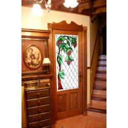 "Vidriera puerta ""Parra"""