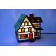 Casa lámpara