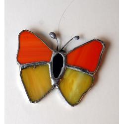 Mariposa plana móvil