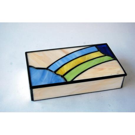 """Caja-joyero """"Arco iris"""""""