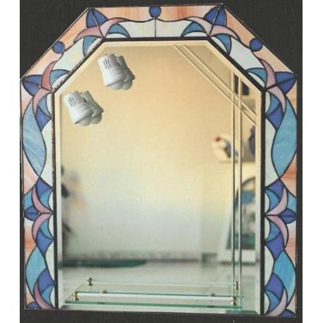 Espejo tiffany baño lis