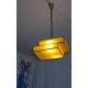 """Lámpara Tiffany de techo """"Prismas"""""""